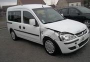Opel Combo B Combo C разборка запчасти б/у 1.3 CDTI 1.7DI