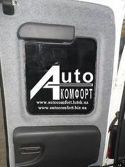 Заднее стекло(распаш. Лев.)без эл.обогрева Opel Combo